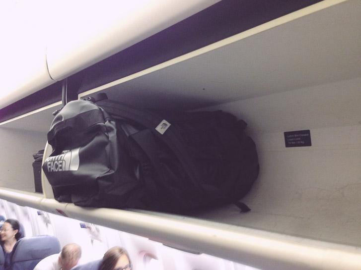 The North Face Base Camp Duffel Bag Medium Review Peep